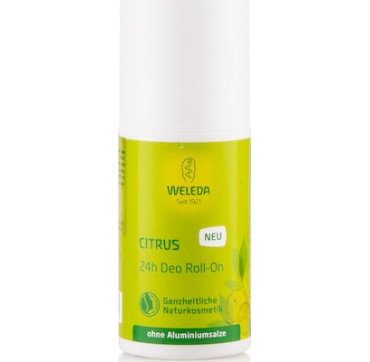 Weleda Roll-On Κίτρο 50ml