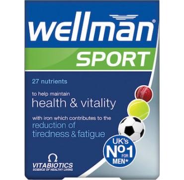 Vitabiotics Wellman Sport 30tabs