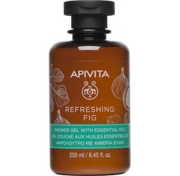 Apivita Refreshing Fig Shower Gel 250ml