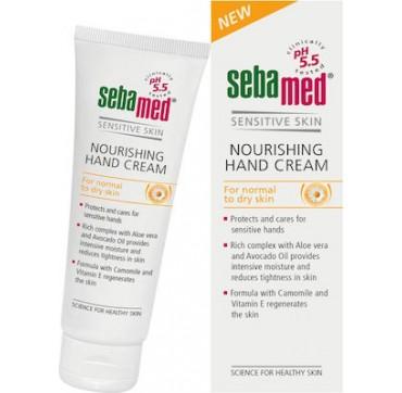 Sebamed Nourishing Hand Cream 75ml