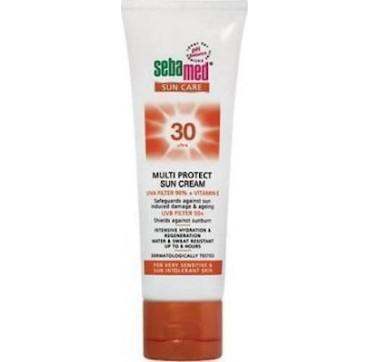 Sebamed Sun Care Multi Protect Sun Cream SPF30 75ml