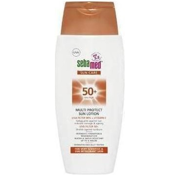 Sebamed Sun Care Multi Protect Sun Lotion SPF50+ 150ml