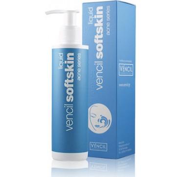 Vencil Softskin Υγρό Καθαρισμού Για Μεικτά Και Λιπαρα Δέρματα 200ml