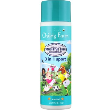 Childs Farm 3 in 1 Sport Grapefruit 250ml