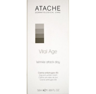 Atache Vital Age Wrinkle Attack Day Anti-Wrinkle Cream 50ml