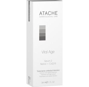 Atache Vital Age Serum 2 Retinol + CoQ10 30ml