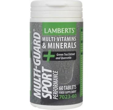 Lamberts Multi-Guard Sport 60 Tabs