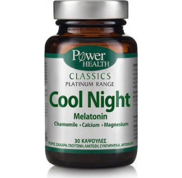 Power Health Classics Platinum Cool Night 30 Tabs