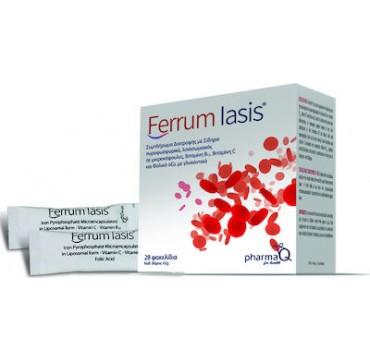 PharmaQ Ferrum Iasis 28 sackets