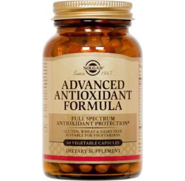 Solgar Advanced Antioxidant Formula 60vcaps
