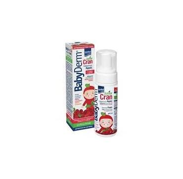INTERMED - BABYDERM Junior Cran Foam - 150ml (για αγόρια & κορίτσια)