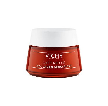 Vichy Liftactiv Collagen Specialist Cream for All Skin Types 50ml