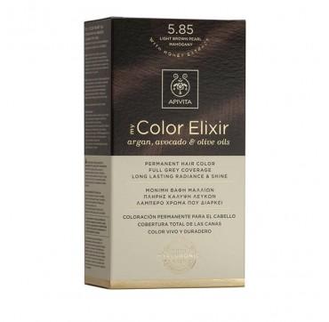 Apivita My Color Elixir 5. 85 Κάστανο Ανοιχτό Περλε