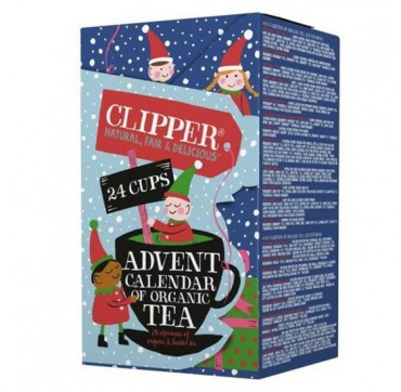 Clipper Christmas Collection 24 Φακελάκια