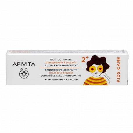 Apivita Kids Toothpaste Ρόδι/πρόπολη 50ml