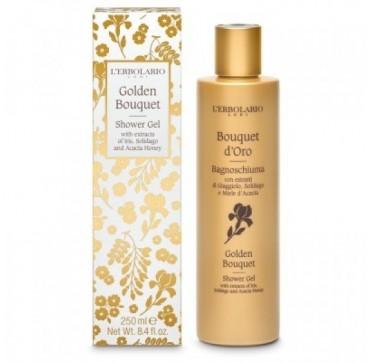 L' Erbolario Golden Bouquet Shower Gel 250ml
