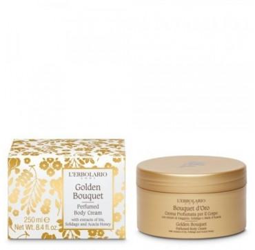 L' Erbolario Golden Bouquet Perfumed Body Cream 250ml