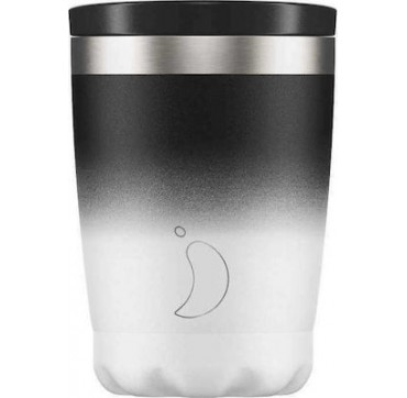 Chilly's Coffee Cup Gradient Monochrome 340ml