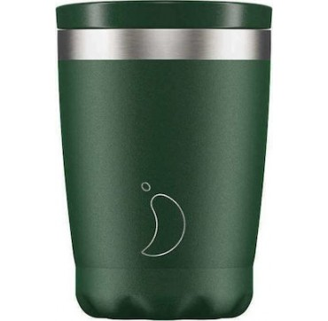 Chilly's Coffee Cup Matte Green 340ml