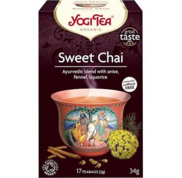 Yogi Tea Sweet Chai 17 Teabags