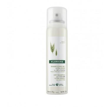 Klorane Dry Shampoo With Oat Milk Ξηρό Σαμπουάν Με Γαλάκτωμα Βρωμης 150ml
