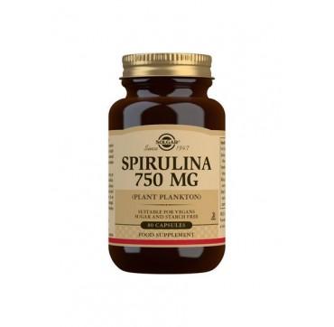 Solgar Spirulina 750mg 80tabs