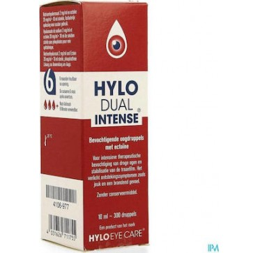 Ursapharm Hylo Dual Intense 10ml
