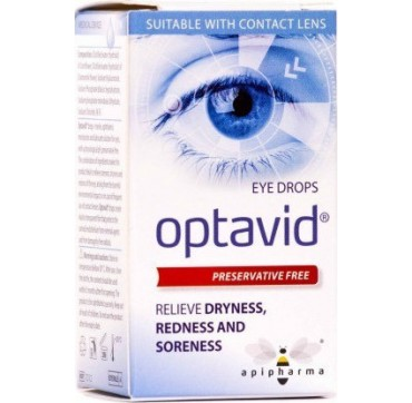 Uplab Optavid Eye Drops 10ml