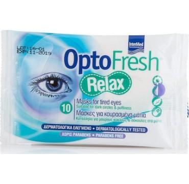 Intermed Optofresh Relax Eyes 10 τμχ