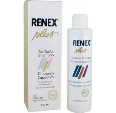 Froika Renex Plus Shampoo Λιπαρή Πιτυρίδα 200ml