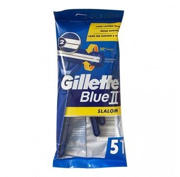 Gillette Blue Ii Plus Slalom 5τεμ.