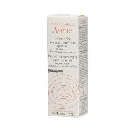 Avene Cream Intolerantes Riche 40ml