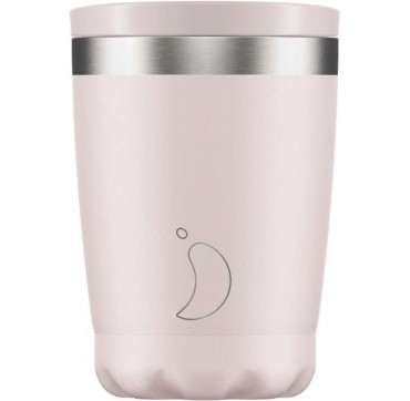Chilly's Coffee Cup Blush Pink 340ml