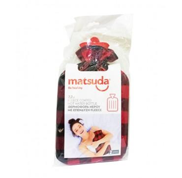 Matsuda Θερμοφόρα Fleece Νερού Με Επένδυση 2.2lt