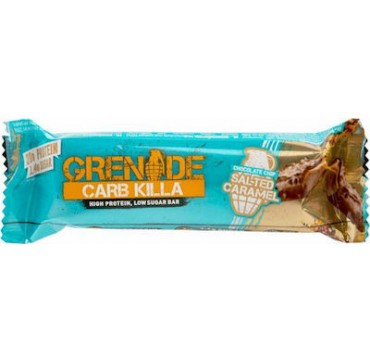 Grenade Carb Killa Bar Chocolate Chip Salted Caramel 60g