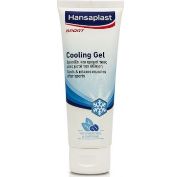Hansaplast Sport Cooling Gel 100ml