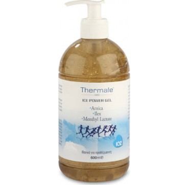 Thermale Ice Power Gel με Αντλία 600ml