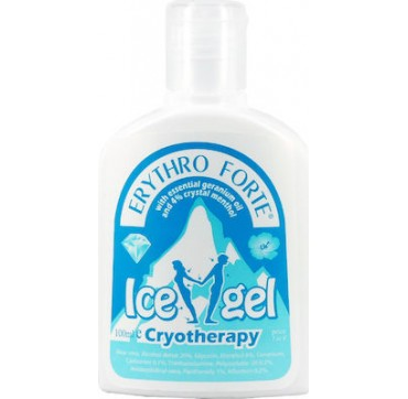 Erythro Forte Ice Gel Cryotherapy 100ml