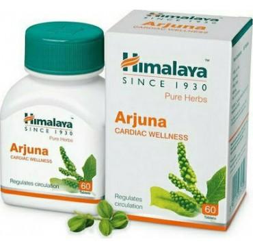 Himalaya Wellness Arjuna 60 tabs