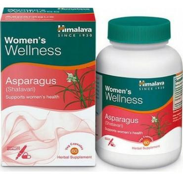 Himalaya Wellness Women's Asparagus (Shatavari) 60 κάψουλες