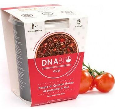 DNA Bio Σούπα Στιγμής Τομάτα με Κινόα & Καυτερό Τσίλι 65g