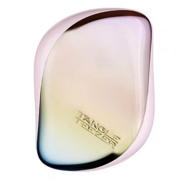 Tangle Teezer On-the-go Detangling Hairbrush Smooth And Shine Compact Styler Matte Ombre Chrome 1τμχ