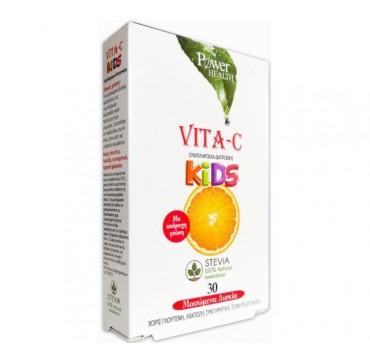 Power Health Vita-c Kids 30chew.tabs