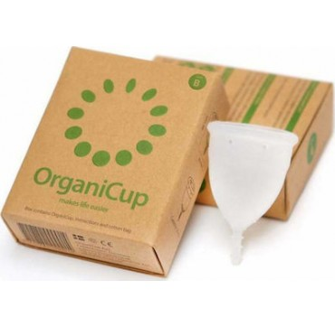 Organicup The Menstrual Cup Size B 1τμχ