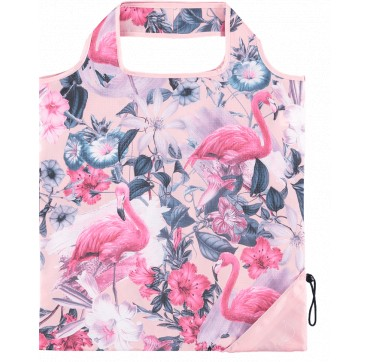 Chilly's Επαναχρησιμοποιούμενη Τσάντα Tropical Flamingo20L