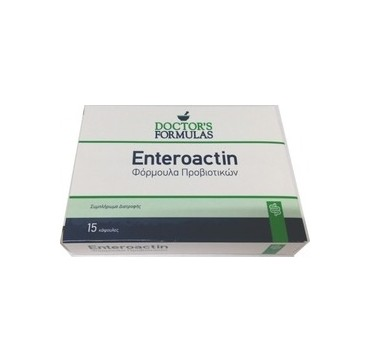 Doctor's Formulas Enteroactin 400mg 15caps