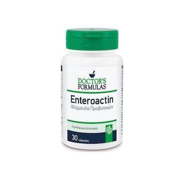 Doctor's Formulas Enteroactin 400mg 30caps