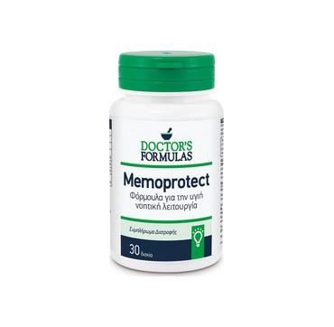 Doctor's Formulas Memoprotect Συμπλήρωμα Διατροφής για την Καλή Λειτουργία του Εγκεφάλου 30 tabs
