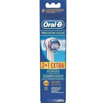 Oral-b Precision Clean Ανταλλακτικά Βουρτσάκια 2+1 Extra (3τεμ.)