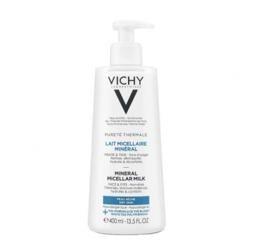 Vichy Purete Thermale Lait Micellaire Mineral - 400ml PS